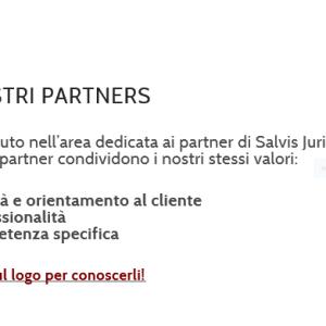 Banner I nostri partners