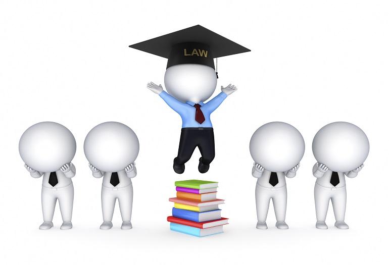 Esame avvocato 2015-2016: a Salerno 210 i candidati ammessi all'orale