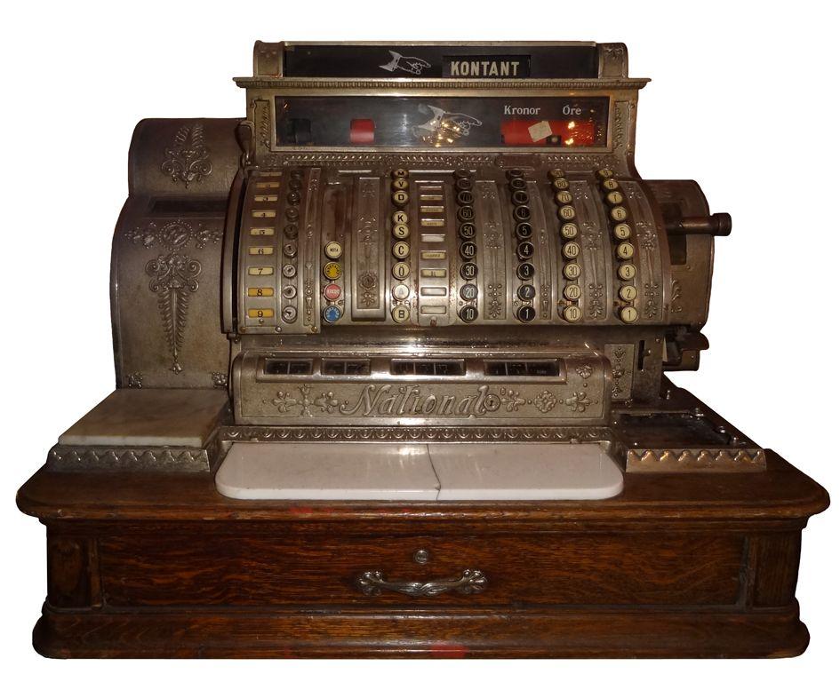 Registratore cassa vintage