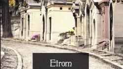 Etrom – il romanzo di Salvatore Romano