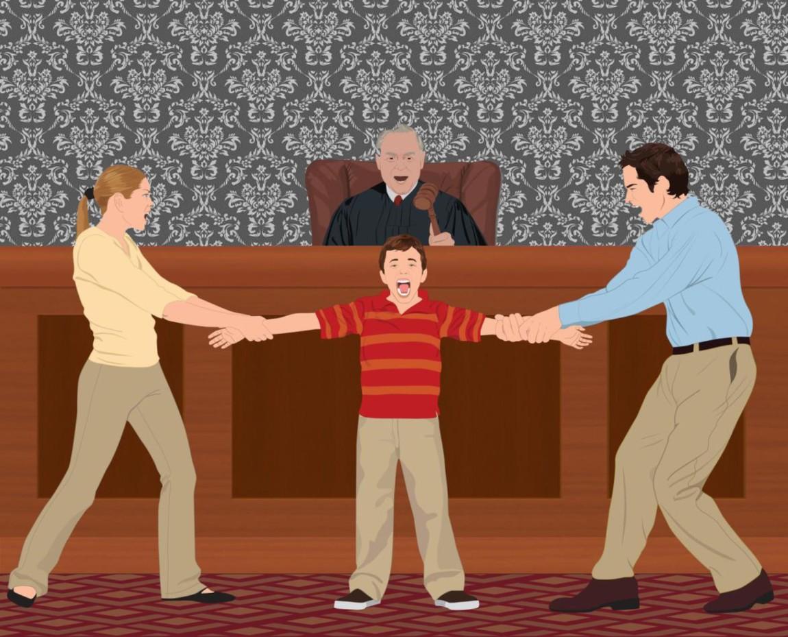 Se la madre impedisce al padre di vedere i figli nei giorni e nelle ore indicate nel provvedimento del Giudice, quale reato commette?
