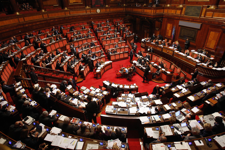 Quale ruolo e che funzioni per il senato della repubblica for Senato repubblica