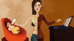 La lavoratrice madre non può essere licenziata