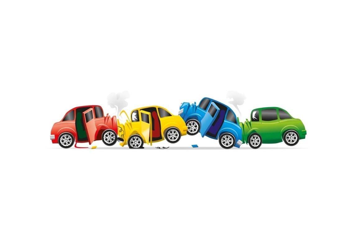Indennizzo diretto: ammesso anche per collisione tra più veicoli