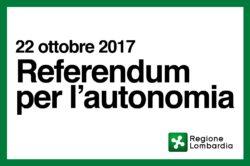 Referendum Autonomia, 22 ottobre: di cosa si tratta?