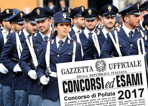 Concorso polizia stato 2017 prova scritta selezione for Commissario esterno esami di stato rinuncia