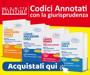 Neldiritto Editore - Codici Annotati con la giurisprudenza