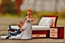 Matrimonio brevissimo: No all'assegno di mantenimento