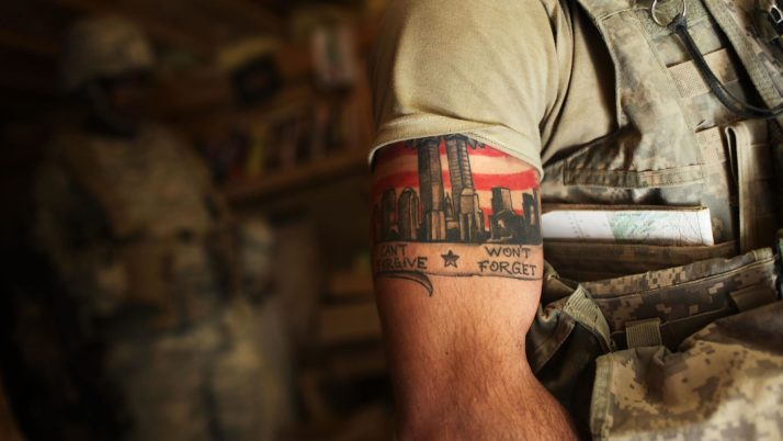Concorsi Forze Armate: illegittima l'esclusione per la presenza di tatuaggi